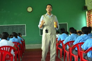 100Hours class in India