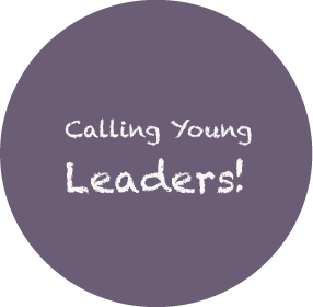 Calling young leaders circle