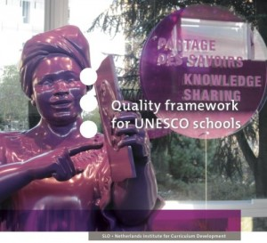 Quality framework for UNESCO schools